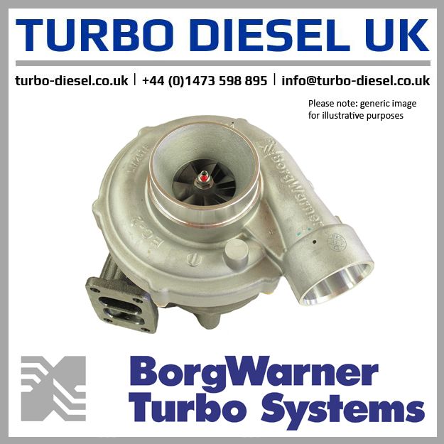 turbo 12639700003 1881107c93 international navistardtseriesepa04 epa07 bv63b2v new borgwarner