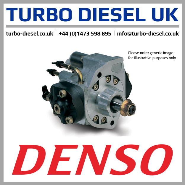 New Original Denso Isuzu Fuel Pump 294000 1190