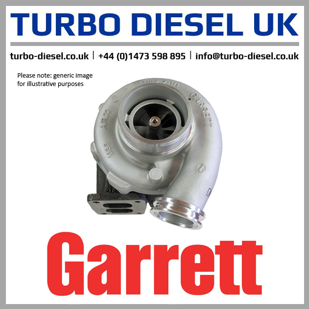turbo 725732 x52710100036 ddc mtu 16v4000 gta5523bn new garrett