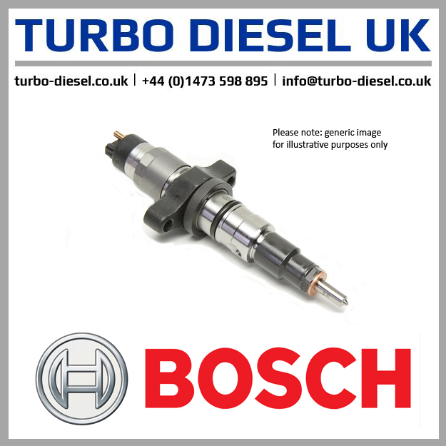 bosch injector case 0445120075 2855135 504128307 new