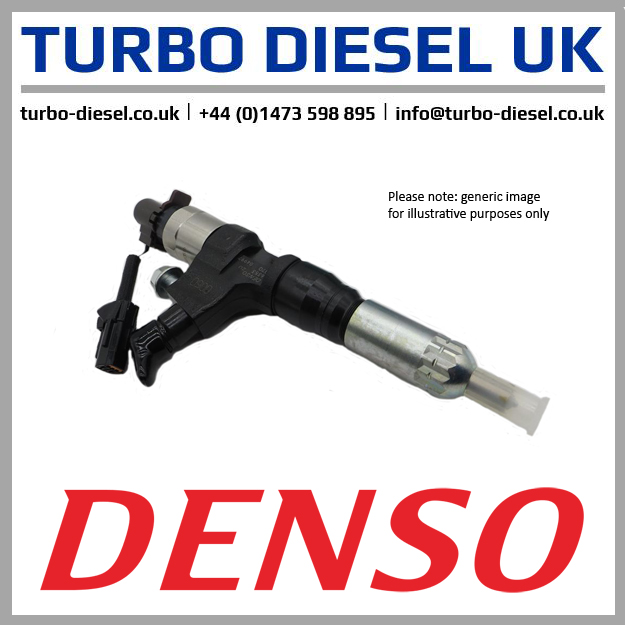 denso injector isuzu 095000 501 8973060730 8973060731 8973060732 8973060733 new