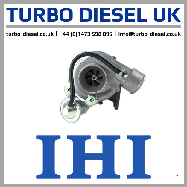turbo VJ32 rf5c13700a rf5c13700b mazda 6 j25s rhf4 new ihi