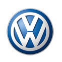 VW car logo
