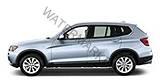 BMW x3 image