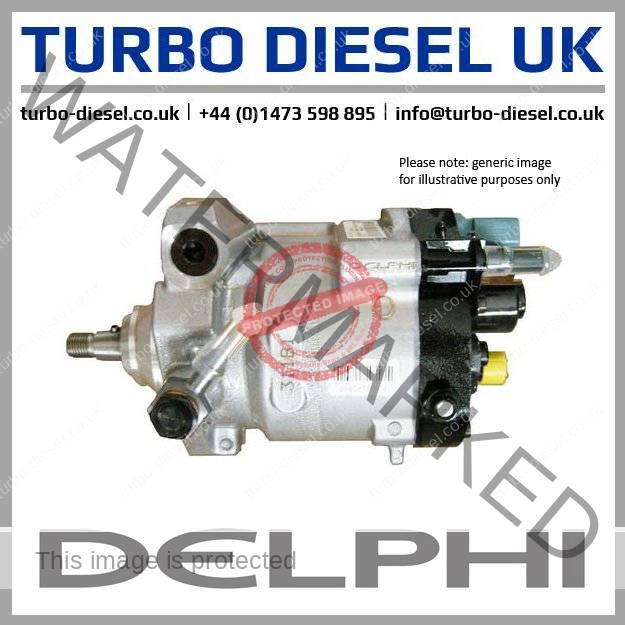 New Original Delphi / Mercedes Fuel Pump 28447439 / 6510701801