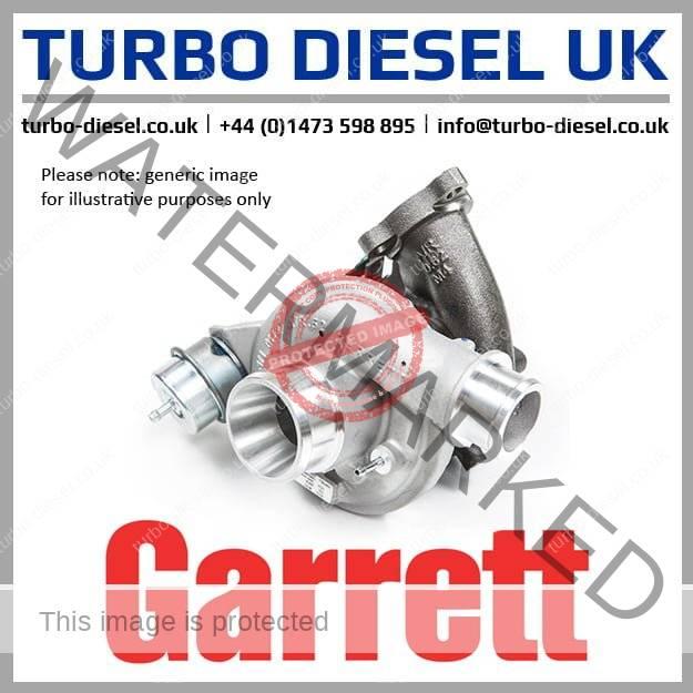 turbocharger garrett gt22 caterpillar 846903 3563518 4795810