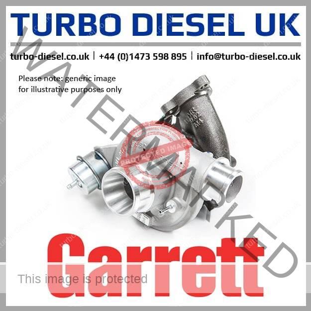 turbocharger garrett gtd1449vzk opel vauxhall 844572 55495595 95523295