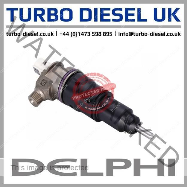 delphi unit injector pump volvo BEBJ1F12201 22378580 VOE22378580 new